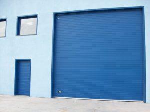 puerta metalica terrassa