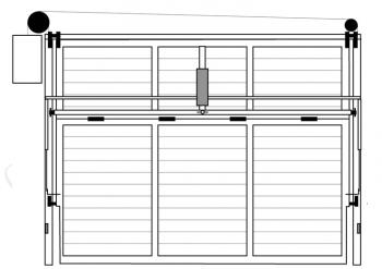 catalogo modelos puertas metalicas